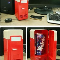 INFMETRY:: USB Mini Fridge - USB - Electronics