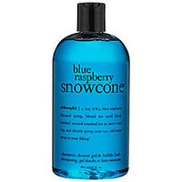 Blue Raspberry Snowcone&amp;#153; Shampoo, Shower Gel &amp; Bubble Bath