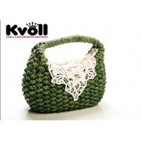 Wholesale fashion woven bag B2519 - Lovely Fashion