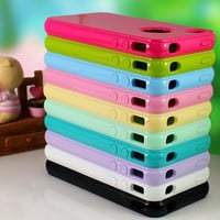 10PCS Soft Silicone Case...