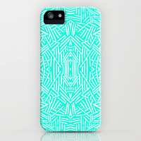 Radiate (Mint) iPhone Case by Jacqueline Maldonado | Society6