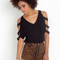 Cut It Out Top in  Clothes at Nasty Gal