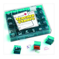 Jumbo Teacher Stamps Set