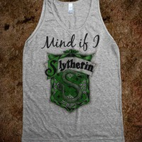 Mind if I Slytherin?