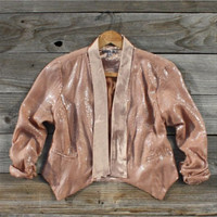 Crystal Snow Sequin Jacket, Sweet Country Inspired Clothing