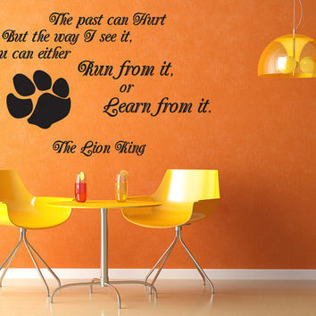 wall decal sticker quote vinyl art from wallstickersdecals on. Black Bedroom Furniture Sets. Home Design Ideas