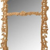 One Kings Lane - Mark Vitulano - Louis-XV-Style Mirror
