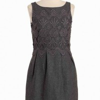 anya lace applique dress by Darling UK at ShopRuche.com, Vintage Inspired Clothing, Affordable Clothes, Eco friendly Fashion