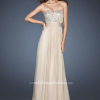 La Femme 18584 at Prom Dress Shop
