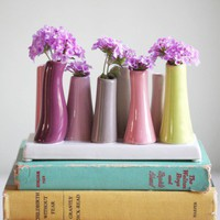 madison tube vase by Chive in multicolor at ShopRuche.com, Vintage Inspired Clothing, Affordable Clothes, Eco friendly Fashion