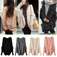 Lady Loose Warm Sweater ...