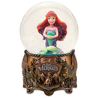 Disney ''Part of Your World'' Ariel Snowglobe | Disney Store