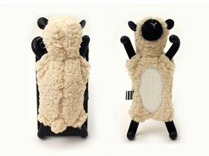 Hook Goat Case Cover for iPhone 5