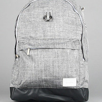 The Principle Backpack in Black Wash : Nixon : Karmaloop.com - Global Concrete Culture