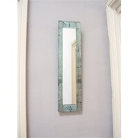 glass mirror by Deborah John at Seek & Adore