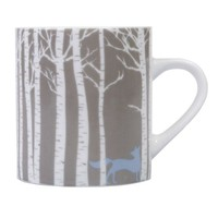 In The Woods Fox Mug