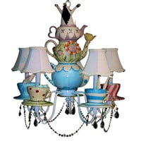 Alice In Wonderland Chandelier