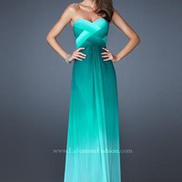 La Femme 18525 at Prom Dress Shop