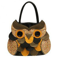 Irregular Choice | Womens | Vegetarian | Twit Twoo Shopper
