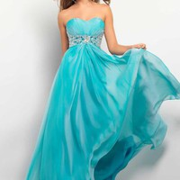 Blush 9509 at Prom Dress Shop