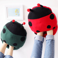 Ladybug USB Heating Shoes Warmer
