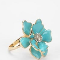 Blooming Flower Ring