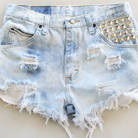 Tumblr Hipster Shorts by WMCreation on Etsy