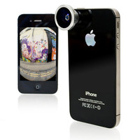 Fisheye Pro Lens at Firebox.com