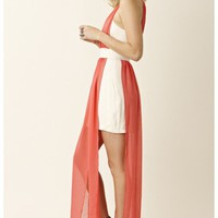 Keepsake Be With You Maxi Dress