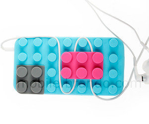 LEGO Brick iPhone Case | materialicious