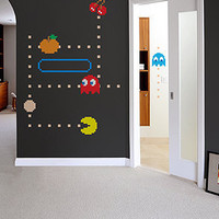 The NAMCO PacMan Ghost Wall Decal