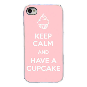 Girly Iphone cover  Iphone 4 and 4s case  Keep by RetroLoveCases