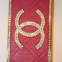 Chanel Inspired IPhone Case