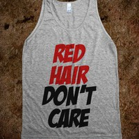 C - Red Hair Dont Care 5