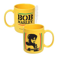 Bob Marley - Rasta Mug on Sale for $8.95 at The Hippie Shop