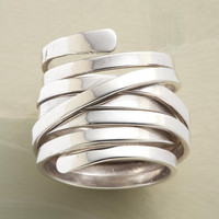 WRAPAROUND RING        -                Bands        -                Rings        -                Jewelry                    | Robert Redford's Sundance Catalog