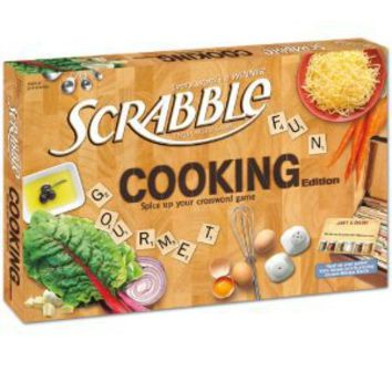Amazon.com: Cooking Scrabble: Toys & Games