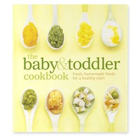 The Baby & Toddler Cookbook | Williams-Sonoma