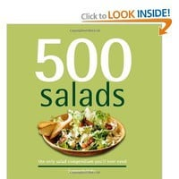 500 Salads: The Only Salad Compendium You'll Ever Need (500 Cooking (Sellers)): Susannah Blake: 9781416205586: Amazon.com: Books