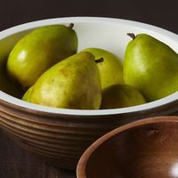 Painted Mango Wood Serving Bowl - Fair Trade Winds: Kitchen & Dining: WorldofGood.com by eBay