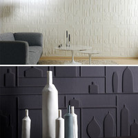 Vases Wallpaper | Design Milk