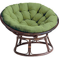 Product Details - Papasan Chair &amp; Frame - Brown