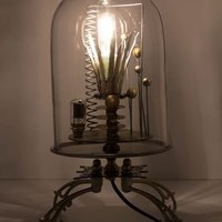 Kerplunk Bell Jar Lamp - Anthropologie.com