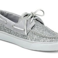 Sperry Top-Sider Women's Bahama 2-Eye Glitter:Amazon:Shoes