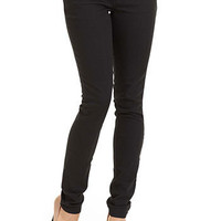 Stretch Twill Jegging at Alloy