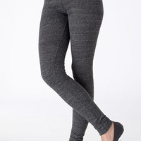 Knit Basic Stretch Legging at Alloy