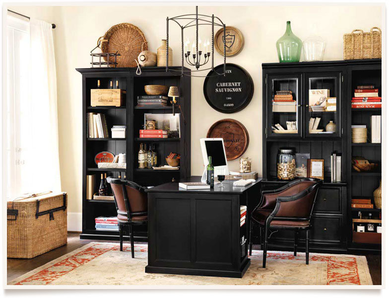 Marena Home Office Furniture Collection  from Ballard Designs