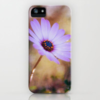 Textured Floral iPhone Case by Joel Olives | Society6