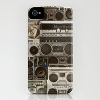 Wall Of Sound iPhone Case | Print Shop