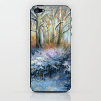 Winter Wonderland iPhone & iPod Skin by Alexandra Cook aka Linandara | Society6